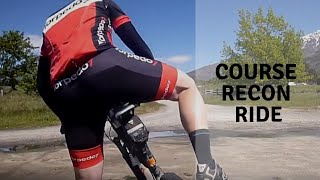 The importance of course recon/ familiarisation