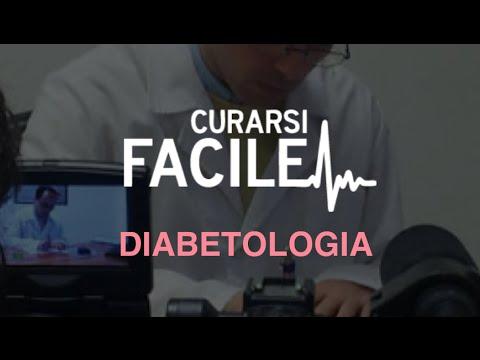 Abstract di complicanze del diabete mellito