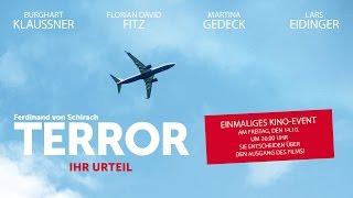 Terror - Ihr Urteil Film Trailer