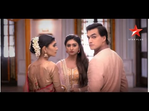 Karthik proposes to naira, mismerizing moment please watch