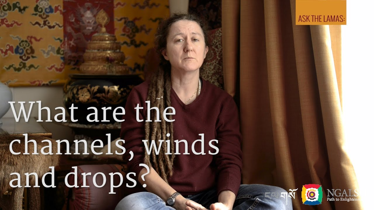 What are the channels, winds and drops?