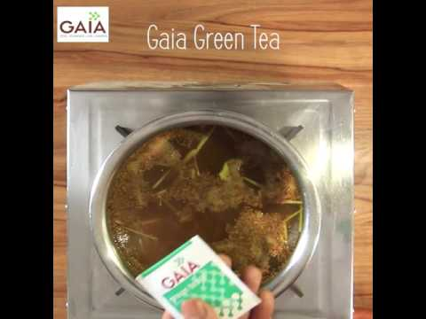 Gaia green tea for weight loss