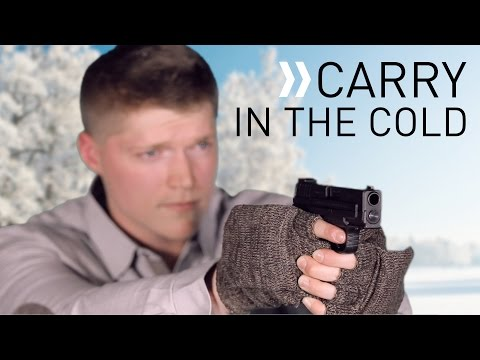 Winter Tips For Carrying Your Firearm In Cold Climates