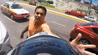STUPID, CRAZY & ANGRY PEOPLE vs BIKERS | MOTORCYCLE ROAD RAGE |  [Ep. #102]