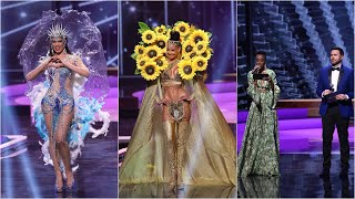 Miss Universe 2020 National Costume Full Video