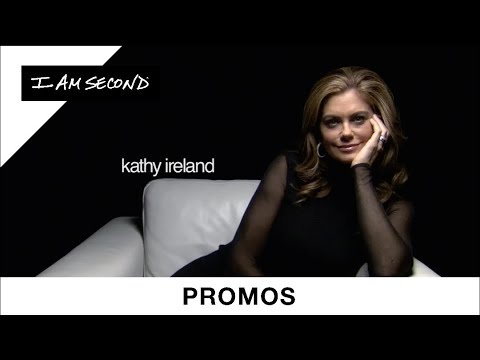 I Am Second Commercial -  Kathy Ireland