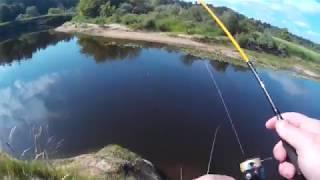 Где ловить щуку на реке луга