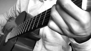 ***TAB NOW ONLINE!!*** Norwegian Wood By The Beatles Acoustic Fingerstyle with TAB