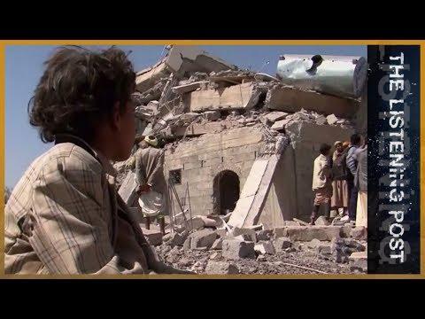 An unworthy war? US/UK reporting on Yemen - The Listening Post (Full)