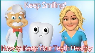 Keep Smiling! How To Keep Your Teeth Healthy - With Christine A. Guarino - Ask Dr Smarty
