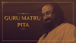 Guru Matra Pita Guru Bandhu Sakha | Lyrics | Chitra Roy | Art