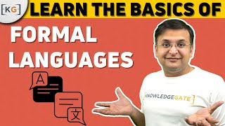 Basics of Formal language | TOC | TOFL | THEORY OF COMPUTATION | AUTOMATA THEORY | part-5