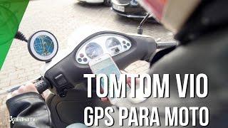 Tomtom VIO, el accesorio GPS de tu iPhone que te guía cuando vas en moto