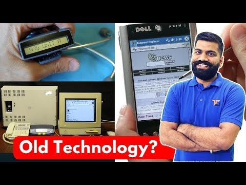 10 Old Gadgets that need to Die - Old Tech Vs New Tech