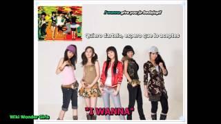 Wonder Girls 1.- I Wanna Sub Español
