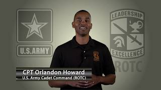 Army ROTC four-year scholarship application