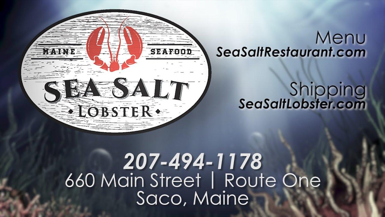 Sea Salt Lobster