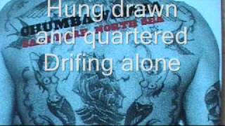 Salt Fare, North Sea- Chumbawamba (with lyrics)