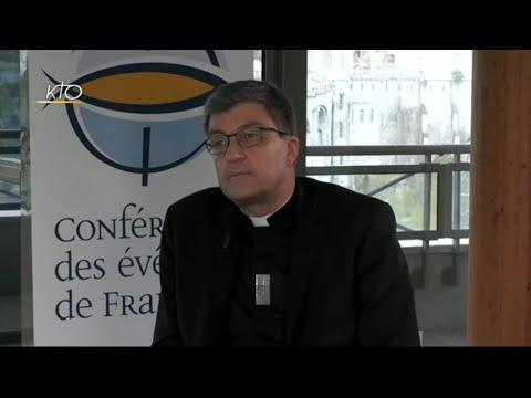 Entretien avec Mgr Eric de Moulins-Beaufort