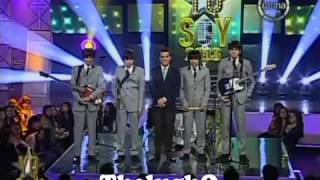 "Yo Soy 16-07-13 THE BEATLES Sorprenden al Jurado con ""Kansas City"" [Yo Soy 2013] COMPLETO"