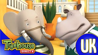 Babar And The Adventures Of Badou: New Tusks/Song Staff - Ep.30
