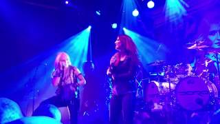 Doro Pesch (Warlock) And Charlotte Wessels  (Delain)  Above the Ashes