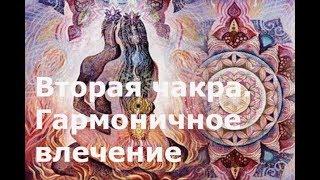 Вторая чакра. Гармоничное влечение. Н. Пейчев