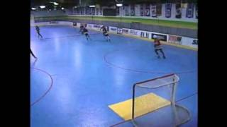 Inline Roller Hockey Tutorial, Using the Boards