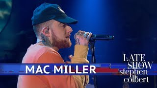 Mac Miller Performs 'Ladders' With Jon Batiste & Stay Human - Video Youtube
