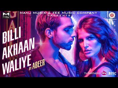 Download Billi Akhaan Waliye - Official Music Video | Abeer Arora HD Video