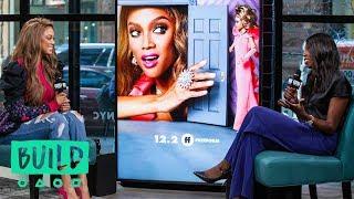 "Tyra Banks Dishes Freeform's ""Life-Size 2"""