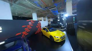 Mercedes-Benz STAR DRIVE 2020 Booth Video FPV