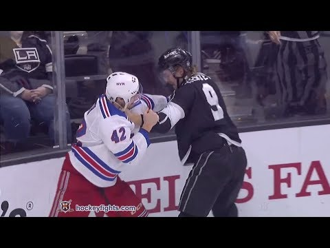 Adrian Kempe vs. Brendan Smith