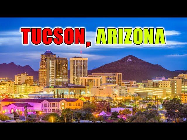Videouttalande av Tucson Engelska