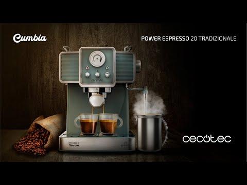 Cafetera express Power Espresso 20 Tradizionale Cecotec