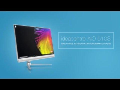 ideacentre AIO 510S Product Tour