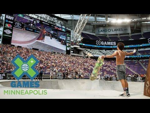 X Games Minneapolis 2020.Boardriding Events X Games Minneapolis 2020