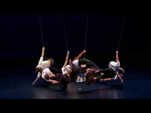 BANDALOOP Scenes from HARBORING | Maui Arts & Cultural Center