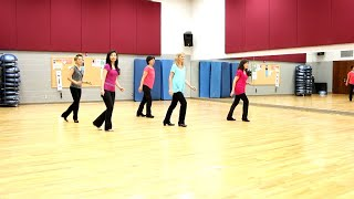Mama Mia! Why Me?   Line Dance (Dance & Teach In English & 中文)