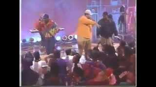 Soul Train 92' Performance - Chubb Rock - Just The Two Of Us!