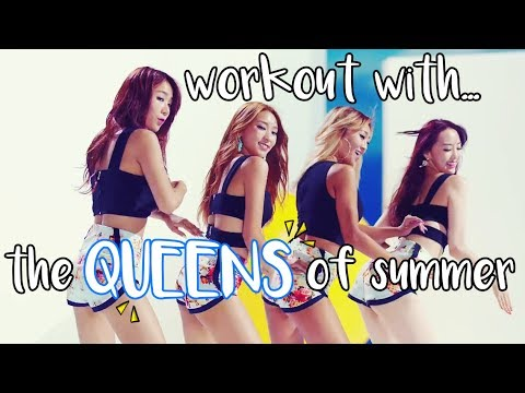 SISTAR(씨스타) _ TOUCH MY BODY Dance Workout