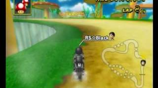Mushroom Gorge 49''718 RS☆Black - Mario Kart Wii Personal Record
