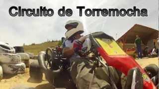 preview picture of video 'Probando SuperKart en Circuito de Torremocha'