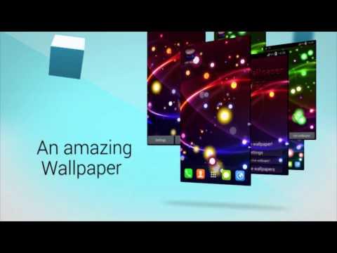 Video of Live Wallpaper Magic