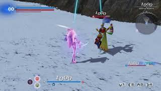 Final Fantasy Disiddia NT HP Attacks