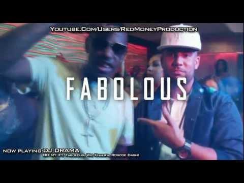 JayFlexxBeatz - DJ Drama - Oh My Remix (Ft. Roscoe Dash, Wiz Khalifa & Fabolous)