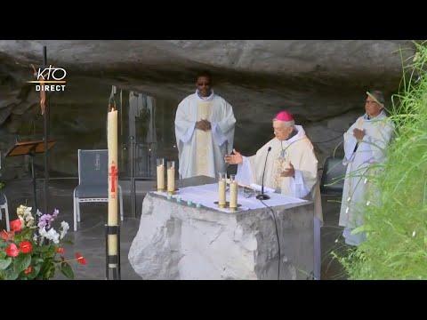 Messe du 21 mai 2020 à Lourdes