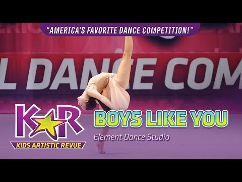 """Boys Like You"" from Element Dance Studio"