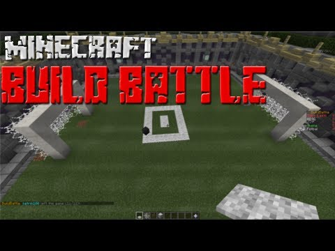 POSTAVTE DEZPRA! - Minecraft Build battle!