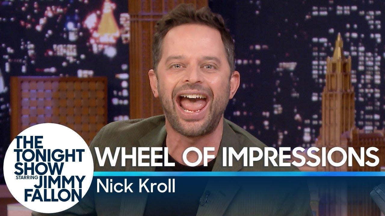 WheelofImpressionswith Nick Kroll thumbnail